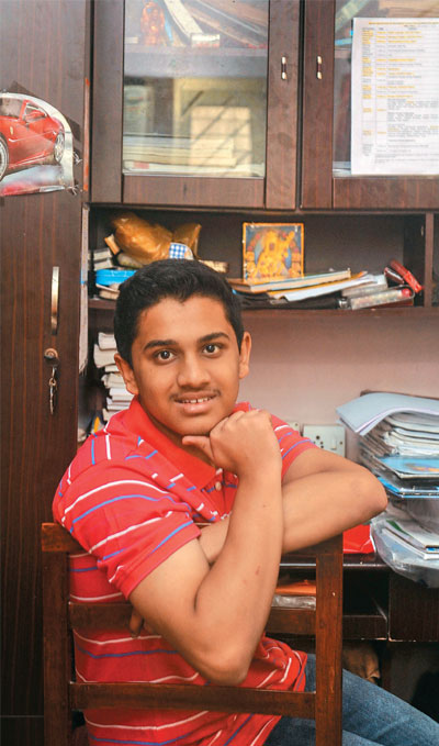 Financial tale of the Ghosh family working towards their son's dream