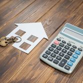 What is the criteria for getting tax benefits against repayment of a home loan?