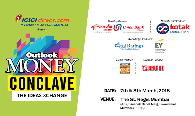 The Outlook Money Conclave 2018 Flags off