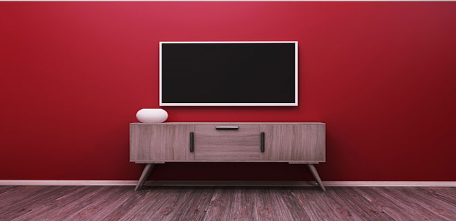 What does the television insurance policy cover?