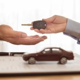 How does the no claim bonus (NCB) work in case of a second hand car?