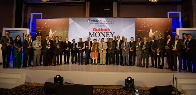The winners of Outlook Money Awards 2016