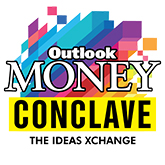 Neeraj Kulshrestha addresses the Outlook Money Conclave, highlights certain mark