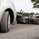 How is the third party claim gets settled if he is hit by an insured vehicle?
