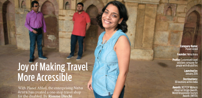 Joy of Making Travel More Accessible