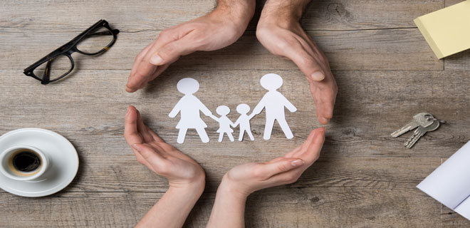 Suggest a suitable term insurance plan for my family.