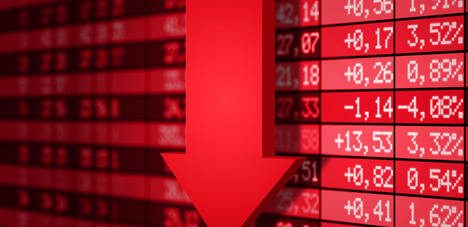 Market Volatility On Display As Wednesday Market Ends Low